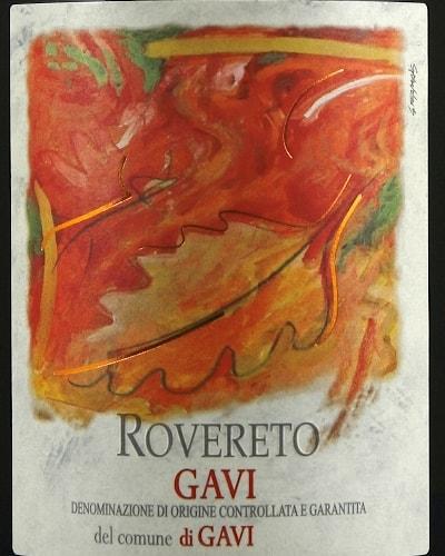 Rovereto' Gavi del Commune di Gavi DOCG, Chiarlo