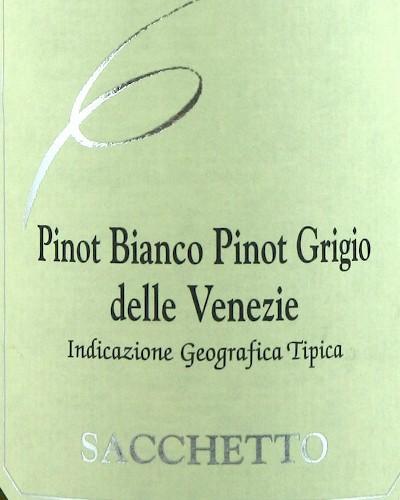 Sacchetto Pinot Bianco Pinot Grigio