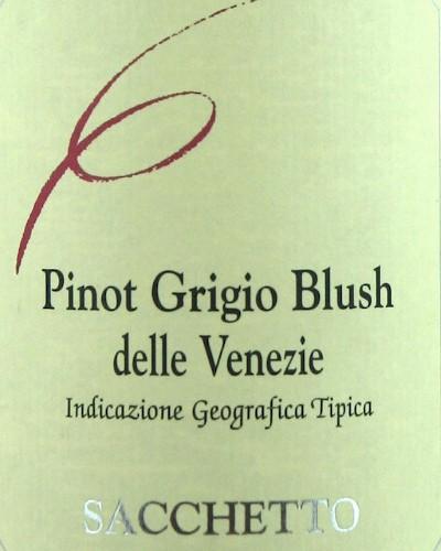 Sacchetto Pinot Grigio Blush di Venezie