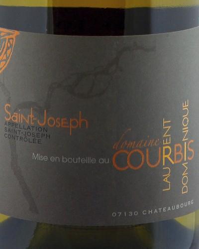 Saint Joseph Blanc, Domaine Courbis
