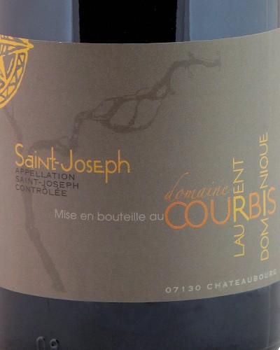 Saint Joseph, Domaine Courbis