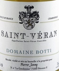 Saint Véran, Domaine Botti