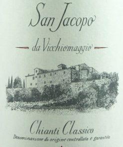 San Jacopo Chianti Classico DOCG, Vicchiomaggio (37.5 cl)