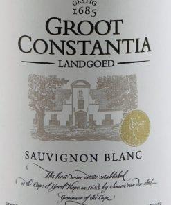 Sauvignon Blanc, Groot Constantia