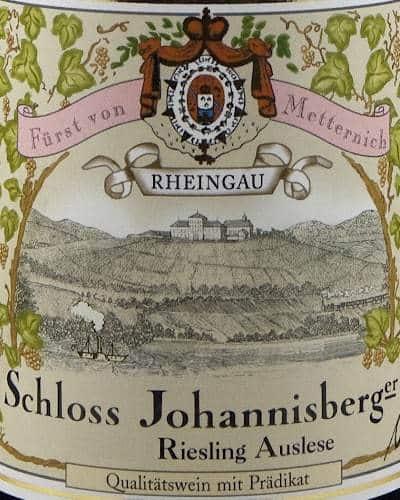 Schloss Johannisberger Rosalack Riesling Auslese  (37.5 cl)