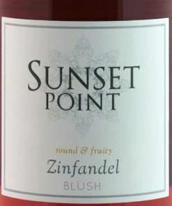 Sunset Point Zinfandel Rosé