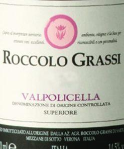 Valpolicella DOC, Grassi