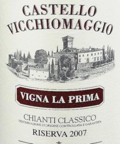 Vigna La Prima' Chianti Classico Riserva DOCG, Vicchiomaggio