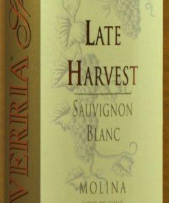 Viña Echeverria Late Harvest Sauvignon Blanc (37.5 cl)
